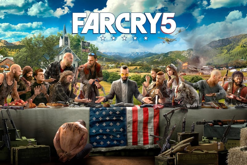 Best Far Cry Games - Far Cry 5