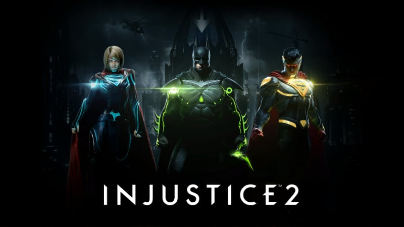 Best Fighting Games - Injustice 2