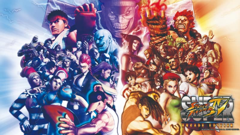 Best Fighting Games - Super Street Fighter IV- Arcade Edition