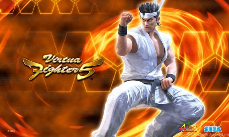 Best Fighting Games - Virtua Fighter 5