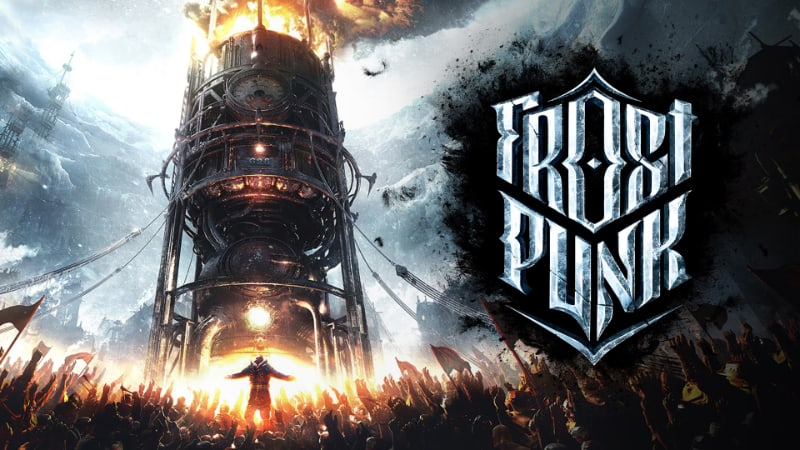 Best Post-Apocalyptic Games - Frost Punk