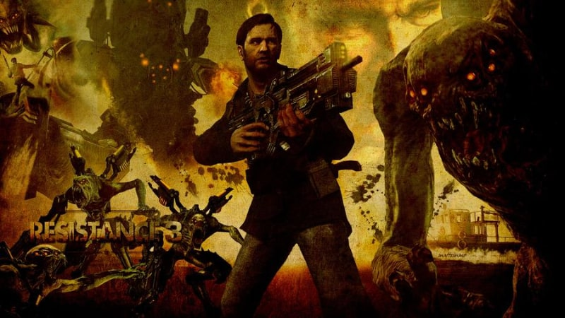 Best Post-Apocalyptic Games - Resistance 3