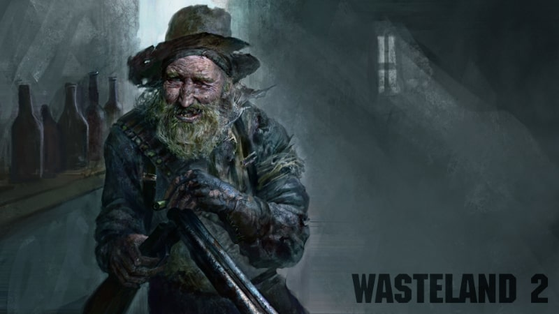 Best Post-Apocalyptic Games - Wasteland 2