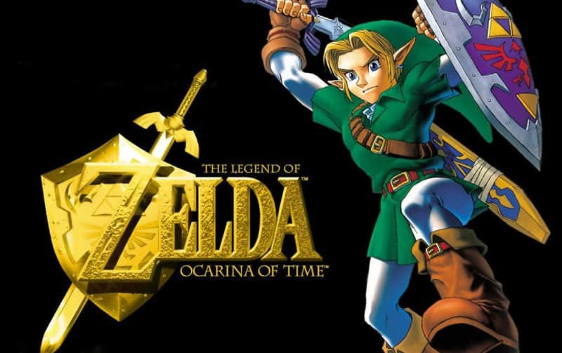 Best Zelda Games - The Legend of Zelda - Ocarina of Time