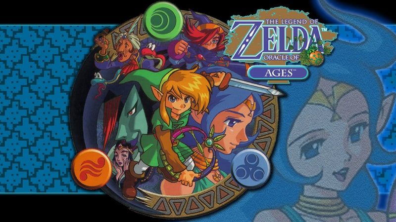 Best Zelda Games - The Legend of Zelda - Oracle of Ages