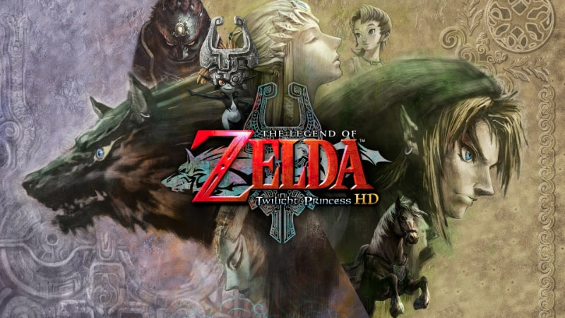 Best Zelda Games - The Legend of Zelda - Twilight Princess