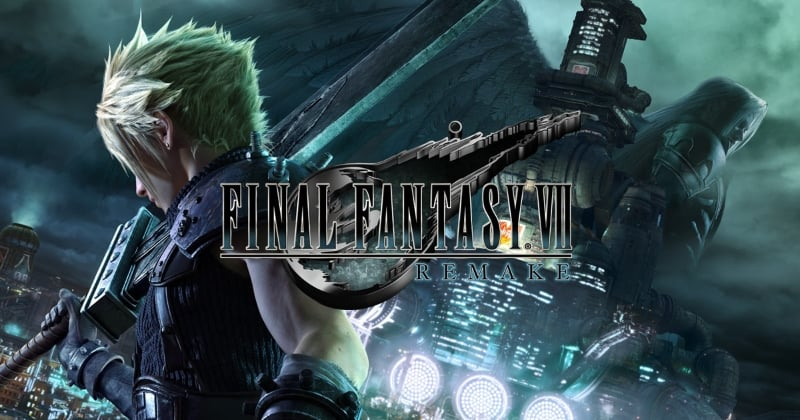 Most Anticipated PlayStation Game Releases - Final Fantasy VII Remake