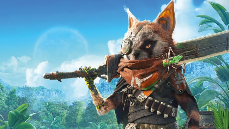 Most Anticipated PlayStation Games - BioMutant