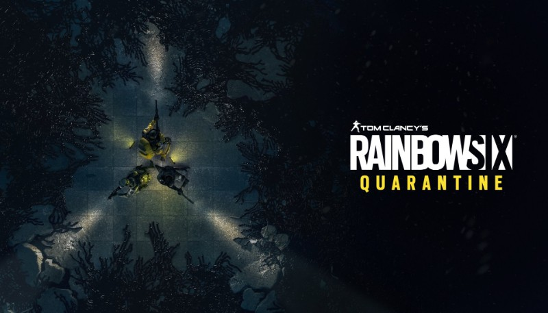 Most Anticipated PlayStation Games - Rainbow Six Quarantine