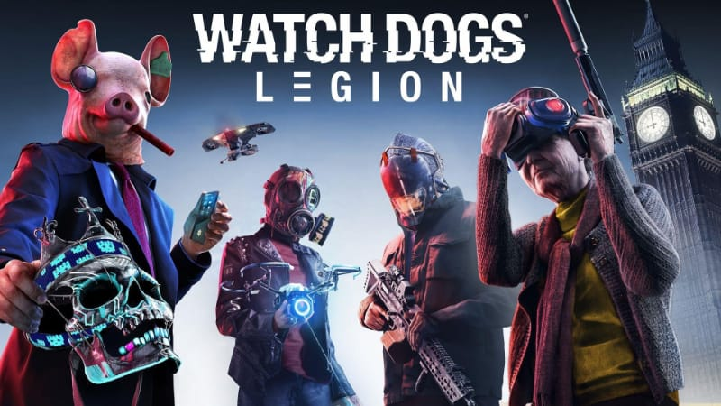 Most Anticipated PlayStation Games - Watch Dogs Legion