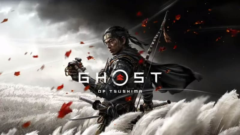 Most Anticipated PlayStation Games - ghost of Tsushima