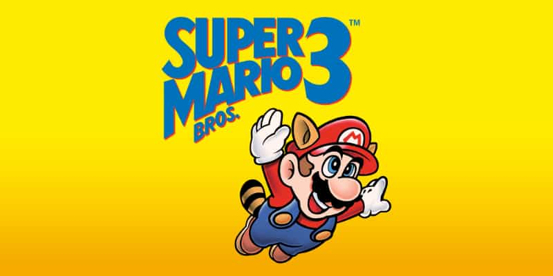 Most Popular Nintendo Games - Super Mario Bros 3