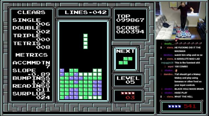 Most Popular Nintendo Games - Tetris