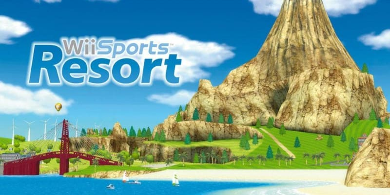 Most Popular Nintendo Games - Wii Sports Resort