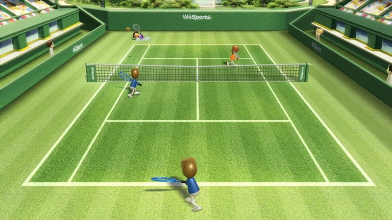 Most Popular Nintendo Games - Wii Sports