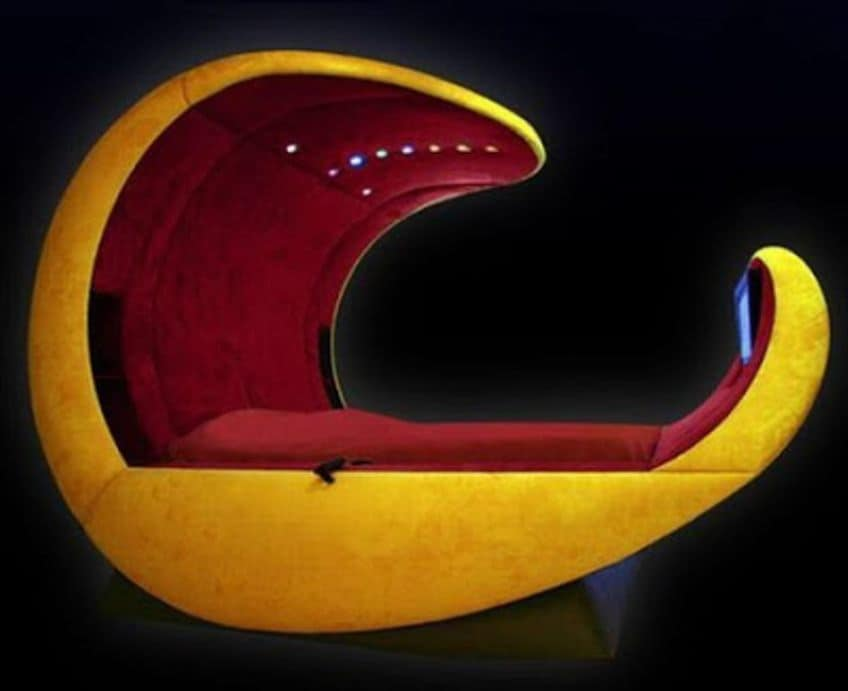 Most Expensive Beds - Cosmovoide Bed – $60,000