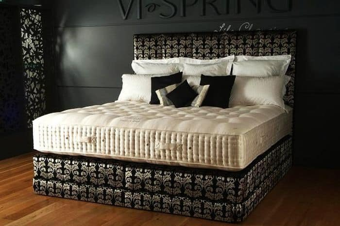 Most Expensive Beds - Monarch Vi-Spring Bed – $50,000