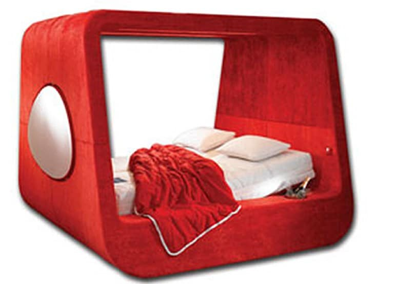 Most Expensive Beds - Sphere Bed – $50,000