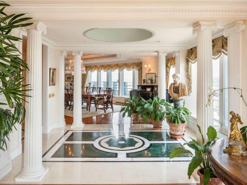Most Expensive Penthouses - CitySpire Penthouse, New York – $100 Million