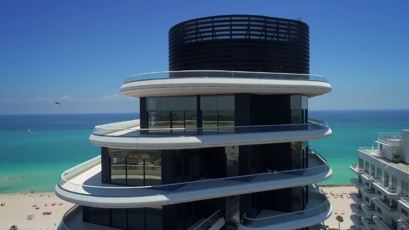 Most Expensive Penthouses - Faena Residence Miami Beach – $50 Million