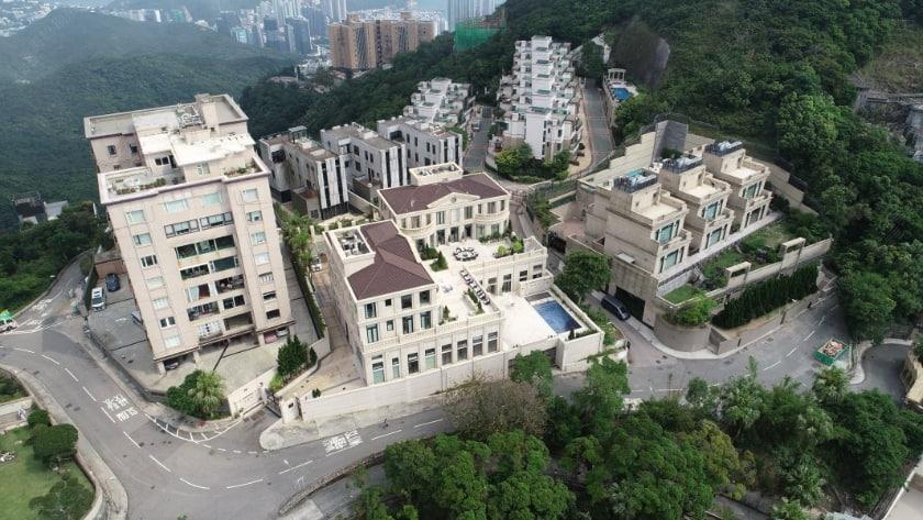 Most Expensive Penthouses - House No 1, The Peak, Hong Kong – $102 Million