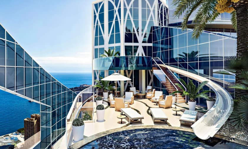 Most Expensive Penthouses - Odeon Tower Penthouse, Monaco – $440 Million
