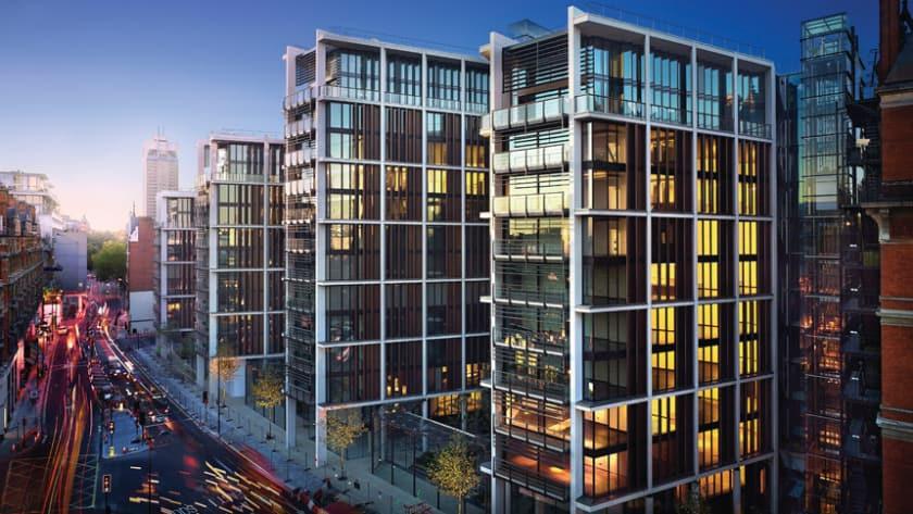Most Expensive Penthouses - Penthouse D, One Hyde Park, London – $237 Million