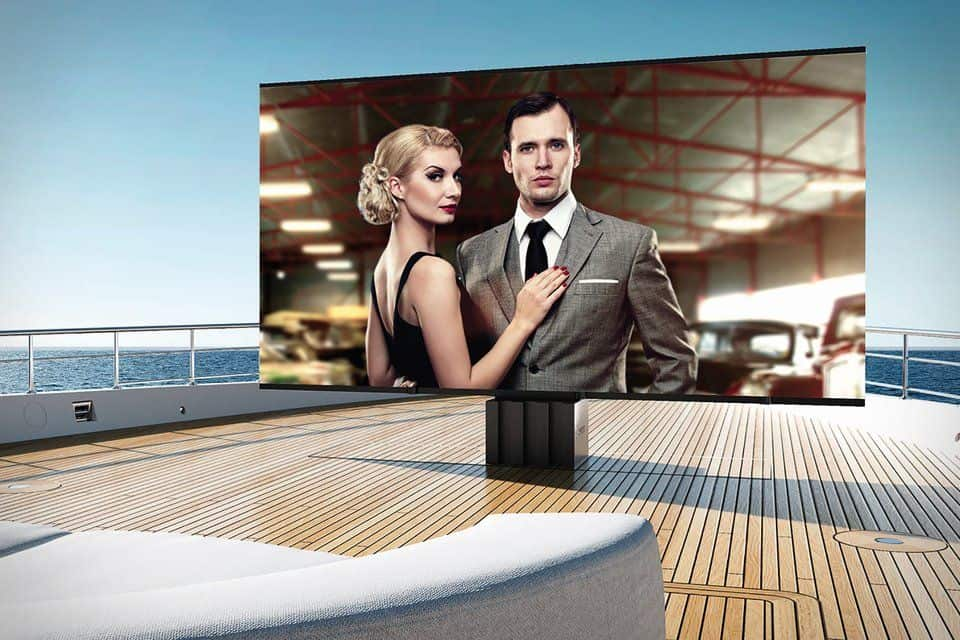 Most Expensive TVs - C SEED 201 – $680,000