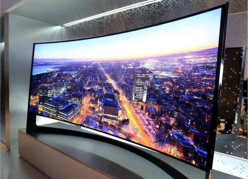 Most Expensive TVs - Samsung UA11059 – $152,000