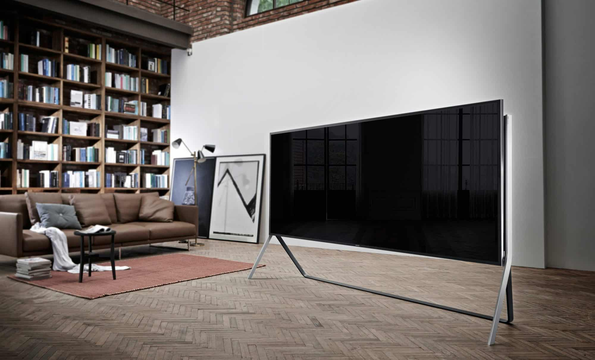 Most Expensive TVs - Samsung UN105S9B – $260,000