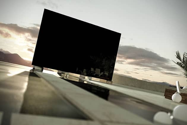 Most Expensive TVs - The Titan Zeus – $1.6 Million